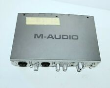 M-Audio FireWire 410 Digital Recording Interface power cord and extra cord.