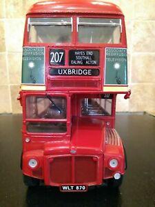 Sunstar Routemaster London Bus Uxbridge 1/24 No 2908 Die-cast Model