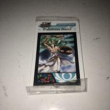 Kid Icarus levantamiento ar Idol Palutena (raro) Paquete De Tarjeta Promocional Nintendo 3DS