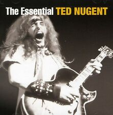 Essential Ted Nugent - Ted Nugent (2010, CD NEUF)2 DISC SET