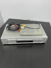 Magnavox Dvd Player Mdv430 Sl22 Mp3 w Remote & Cables Used Tested