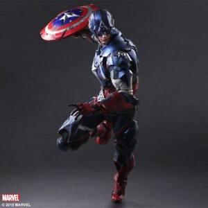 Square Enix Play Arts 1:7 Kai Captain America SQEN-158280