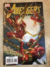 Avengers The Initiative #7 1st APPEARANCE VOX Death Of Inhumans Tie-in NM