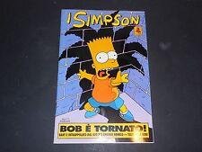 I SIMPSON N.2 06/1998 Matt Groening mensile Comics BONGO Group Macchia Nera