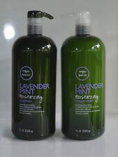 DUO Paul Mitchell Tea Tree Lavender Mint Moisturizing Shampoo &Conditioner 33 oz