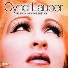 Cyndi Lauper-True Colors: the Best of Cyndi Lauper 2 CD NUOVO