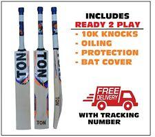 TON VERTU English Willow Cricket Bat SENIOR+AU Stock+$150 Extra(Ready to play)