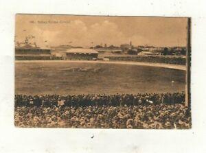 AUSTRALIA,SYDNEY CRICKET GROUND 1906. old postcard pu.1906 TO ENGLAND