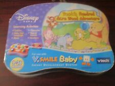 V Smile Baby Pooh's Hundred Acre Wood Adventure Cartridge (NEW)