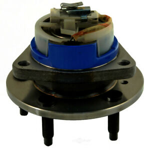Wheel Bearing and Hub Assembly Front,Rear ACDelco 513121A