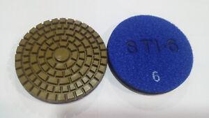 "3"" Diamond Polishing pad - 400 Grit - STI FL-07 #6 - concrete polishing pad"