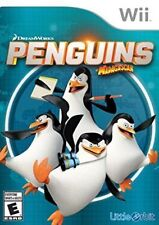 The Penguins of Madagascar - The Game (Nintendo Wii, 2014)