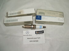 Genuine Mercedes-Benz W203 C-Class CLK Set of 4 Petrol Spark Plugs A0041594503