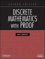 Discrete Mathematics with Proof by Gossett, Eric (Hardback book, 2009)