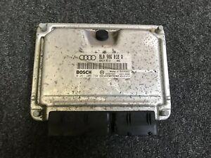 AUDI TT MK1 1.8T PETROL ENGINE ECU 8L0906018Q 0261206790