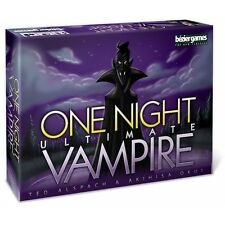 Bezier Games One Night Ultimate Vampire