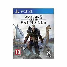 Ubisoft-Assassins Creed Valhalla PS4 Juego Nuevo