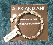 Disney Silver Wrap Alex and Ani Cinderella Bracelet Carriage Charm Design NEW!