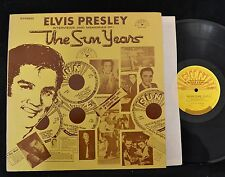Elvis Presley The Sun Years SUN 1001