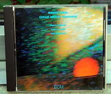 "David Torn ""Cloud About Mercury"" RARE 1987 ECM Records CD"