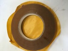 50m x 12mm roll VHB Double sided Tape for Craft DIY General use CLEARANCE NEW