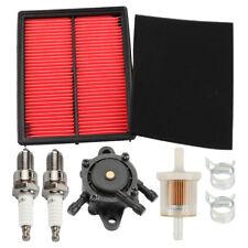Air filter Spark Plugs Kits For Honda GX610 GX620 GX670 18HP 20HP 24HP Engine