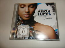 Cd   Alicia Keys  ‎– The Element Of Freedom