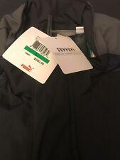 Brand new with tags Puma Ferrari Paded Jacket. Size Large. Black/ Gray Elegant