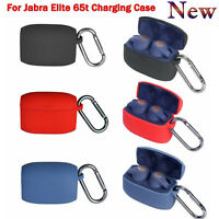 For Jabra Elite Active 65t Earphone Protective Cover Silicone Case Pouch Box Kit