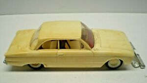 AMT ANNUAL 1/25 SCALE 1960 FORD FALCON TWO DOOR  FOR PARTS OR RESTORATION?L@@K!