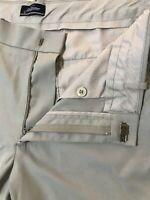 Jack Nicklaus 34 x 30 Gray Casual Golf Pants