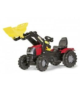 rolly toy Case Puma CVX 225 Kids Pedal Tractor with Front Loader