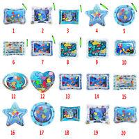 Baby Wasser Wasserkissen Spielmatte Aufblasbare Spielzeug -Bauch-Zeit-Seewelt