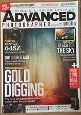 Advanced Photographer Pentax 645Z Gold Digging UK Issue 49 2014 FREE SHIPPING!