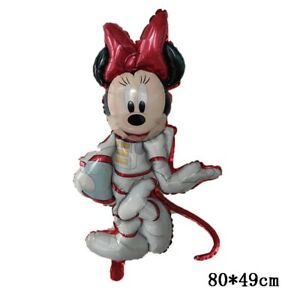 Giant mickey Minnie mouse Ballons Disney cartoon foil ballon baby shower