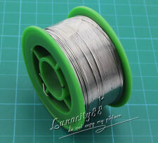 90g 0.5MM 63/37 Tin Lead Roll Wire Rosin Core Solder Flux 2.0% Solder Line Reel