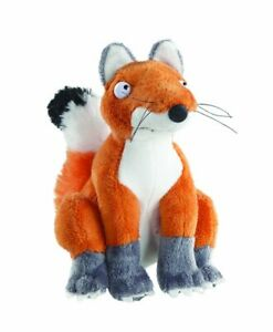NEW PLUSH SOFT TOY Classic The Gruffalo FOX 18cm from book by Julia Donaldson