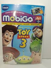 NEW, SEALED! TOY STORY 3 For Vtec MobiGo 1 & 2 Touch Learning Game System
