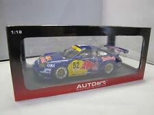 80473 AUTOart Porsche 911 GT3 RSR (996) Monza 2004 Red Bull Nr. 52  - 1:18