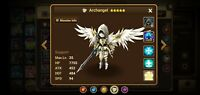 G:407 Global/Europe/Asia Summoners War Starter Account / Light Archangel rare