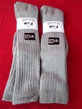 2 Pair Schaefer Ranch Wear 20% Merino Over the Calf  Boot Sock X Large 13-16 USA