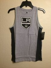 NHL Los Angeles Kings Youth Boys Tank Top Shirt. Size Youth M 10/12.