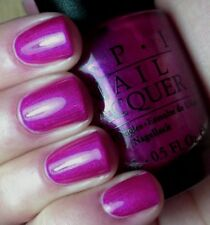 Opi Nail Polish Lacquer Nl E24 Purple-Opolis * 0.5 fl.oz