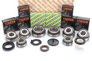 Vauxhall & Opel Movano / Vivaro PF6 Vitesse TIMKEN Kit Réparation Roulement