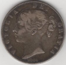 1844 Victoria Silver Crown   British Coins   Pennies2Pounds