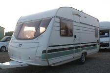2004 Lunar Chateau 470 Fixed Bed - 4 Berth - Superb Condition - FIXED BED