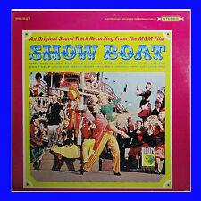 Show Boat Record An Original Sound Track Recording  By Metro Goldwyn Mayer Inc.