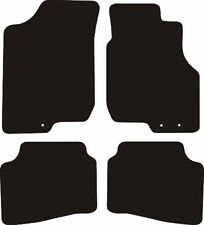 Kia ceed (2010-2012) New Black checker Rubber Tailored Car Floor Mats