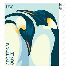 2015 22c Emperor Penguins, Coil Scott 4990 Mint F/VF NH