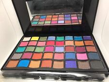 KISS BEAUTY MULTI 40 COLOUR EYESHADOW KIT PALETTE SHIMMER MATTE MORPHE MAC 3